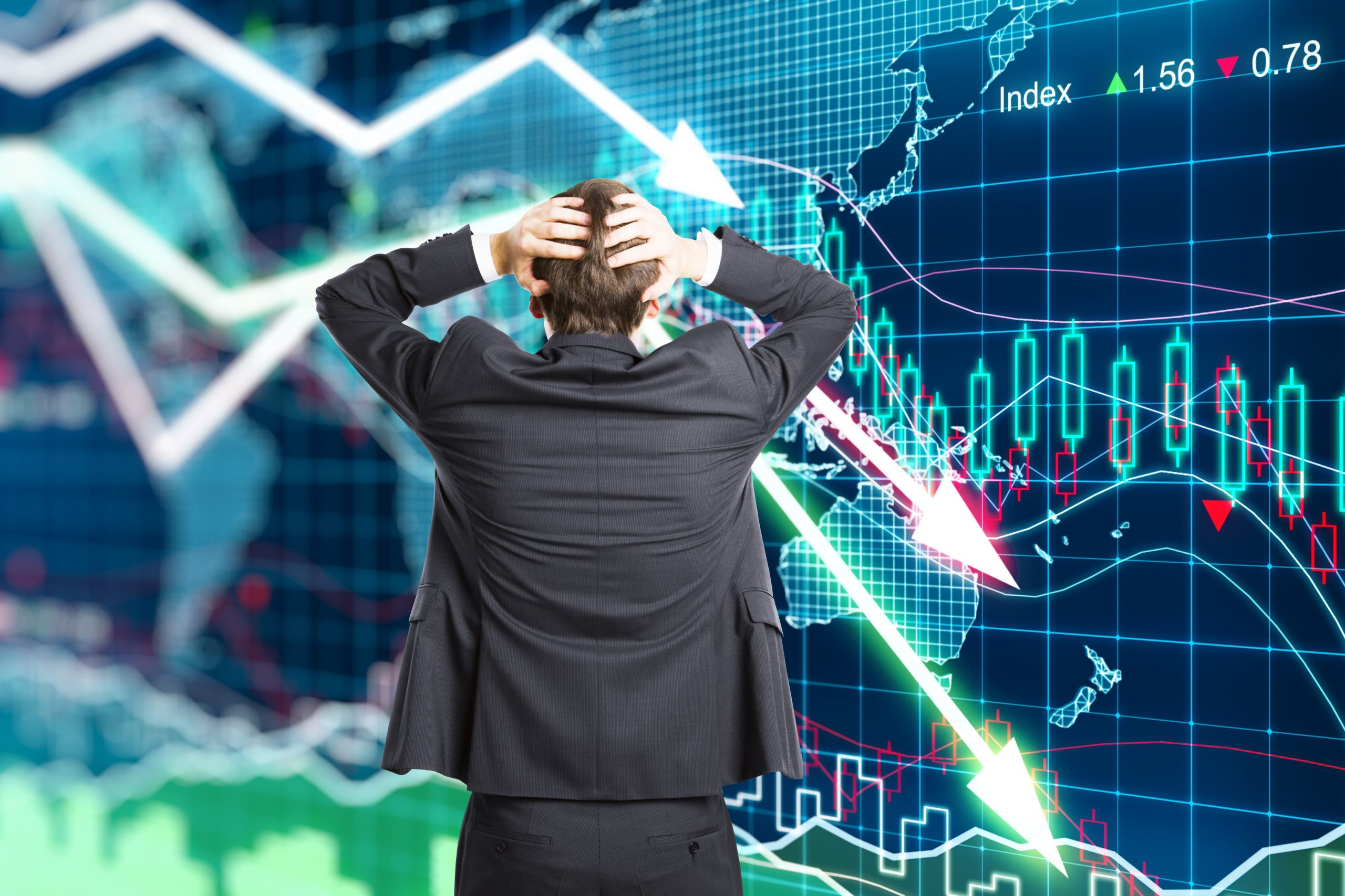 Stock Market Continues to Tank!